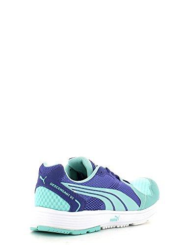 Puma , Baskets pour femme - Aruba blue-blue iris