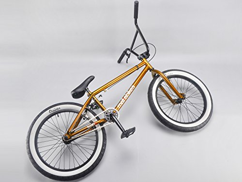 41njMMU9nsL - Mafiabikes Kush 2 20 inch BMX Bike GOLD