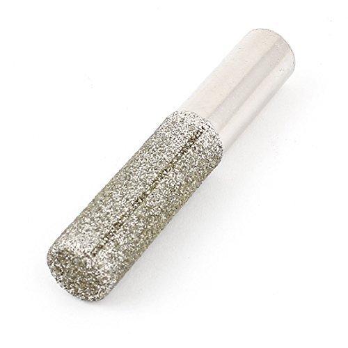 sourcingmap-redondo-vstago-puntas-de-diamante-perfil-router-46grit-de-piedra-de-granito