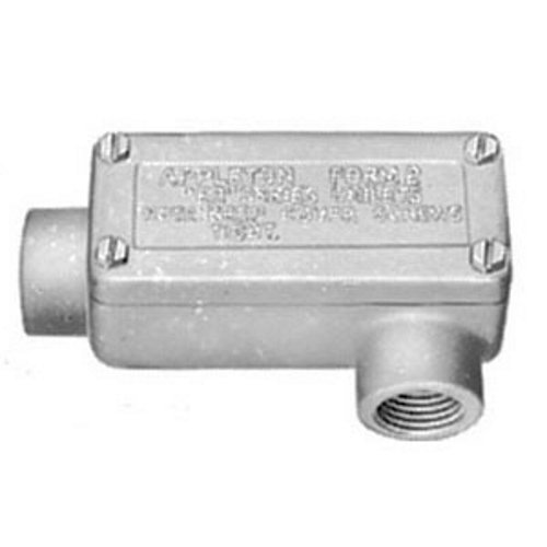 Appleton ERLL75 Conduit Outlet Box, Hazardous Location, LL, 3/4 Hub by Appleton - Conduit Outlet Box