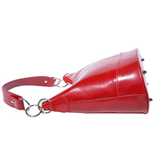 Borsa a spalla 8687 Rosso