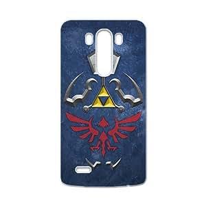 Le hylian Shield (la) de Legend of Zelda Téléphone portable Coque pour LG G3