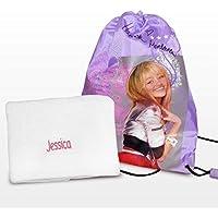 Hannah Montana Swim Bag & Personalised Towel by Pmc - Personalised Swimbags & Towels