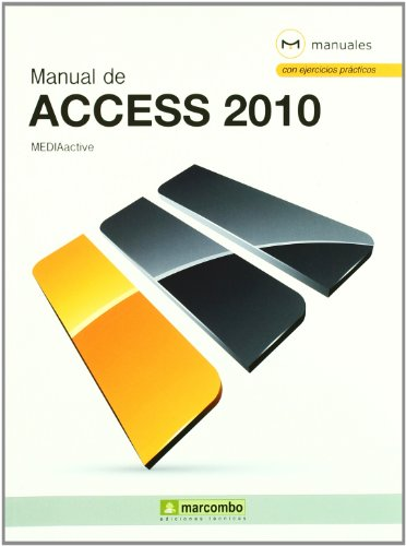 Manual de Access 2010 (MANUALES)