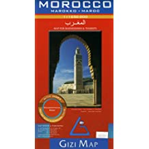 Morocco Geographical Map