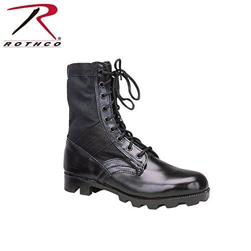 Rothco 8 GI Type Jungle Boot Black 14