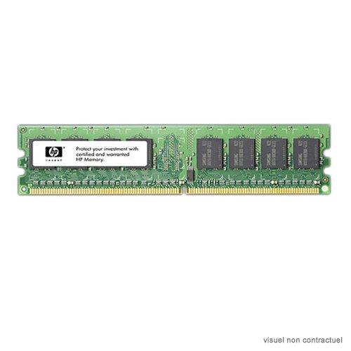 HPE 1 x 4GB Single Rank x4 PC3L-10600R (DDR3-1333) Registered CAS-9 Low Voltage Memory Kit - X4 Arbeitsspeicher