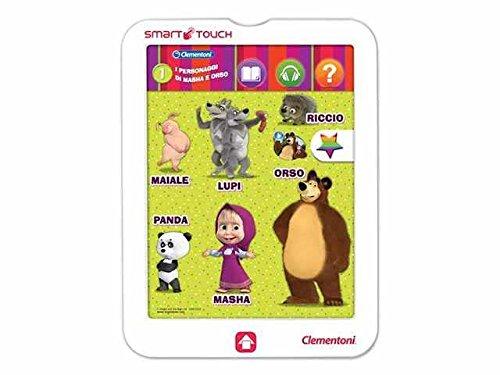 Sapientino magic cards masha e l'orso educativo giocattolo giochi educativi apprendimento giocattolo gioco idea regalo natale #ag17
