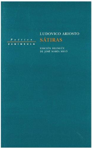Las sátiras (Poètica) por Ludovico Ariosto