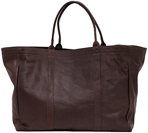 MON PARTENAIRE L Indus grand cabas cuir sac à main style vintage PAUL MARIUS