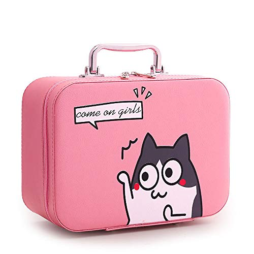 Bathroom Storage & Organization New Oxford Cloth Professional Beauty Cosmetic Case Makeup Organizer Travel Accessories Waterproof Large Capacity Suitcases Price Remains Stable