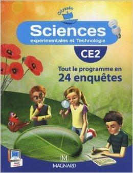 Sciences CE2 Odysséo : Tout le programme en 24 enquêtes de Jean-Michel Rolando ,Patrick Pommier,Marie-Laure Simonin ( 23 avril 2014 )