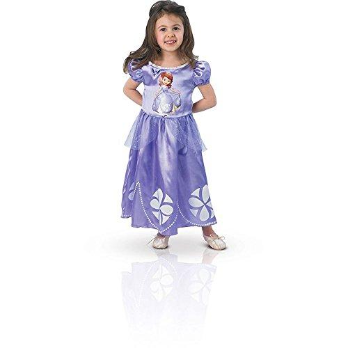 Erste Kostüm Die Kleinkinder Für Sofia (Rubies 3889547 - Sofia the First Classic Child,)
