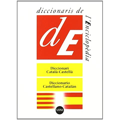 Diccionari MINI Català-Castellà / Castellano-Catalán (Diccionaris Bilingües Mini)