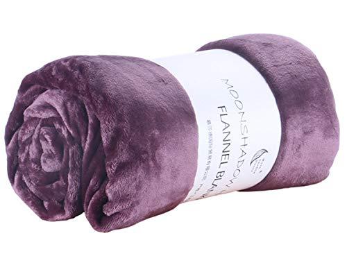 Sherpa Thermal (Decke , New Luxury Doppelschicht Fleece Sherpa Super Soft Warm Thermal Blanket Home Schlafsofa werfen 150 X 200 cm)