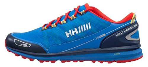 Helly Hansen Uomo Rohkun Scarpe Running, Blu (589 Racer Blue / Evening Blue), 46