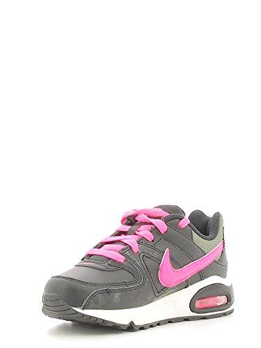 Nike Air Max Command (PS) bambina, pelle liscia, sneaker bassa Multicolore