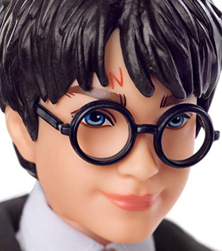 41njbzukyqL - Harry Potter Muñeco Harry de la colección de Harry Potter (Mattel FYM50)