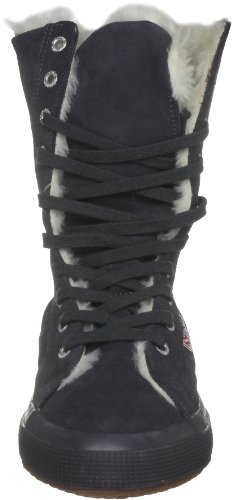 Superga 2040-SUEBW, Sneaker donna grigio (Grau/Full Charcoal Grey)