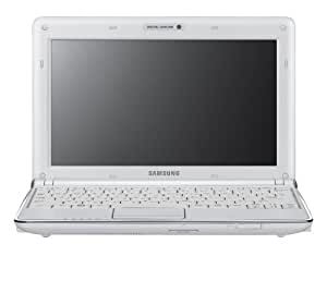 Samsung N140 10.1 inch Netbook (Atom N270 1.6GHz Processor, 1GB RAM, 160GB HDD, BT, XP Home, 9 Hour Battery, White)