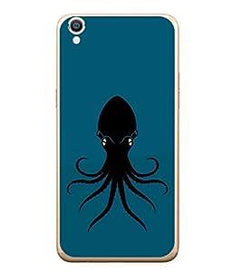 PrintVisa Designer Back Case Cover for Oppo F1 Plus :: Oppo R9 (Animal Mamal Sea Phone Backcover Wallpaper)