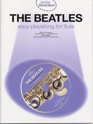 Junior Guest Spot: The Beatles - Easy Playalong (Flute) por Beatles