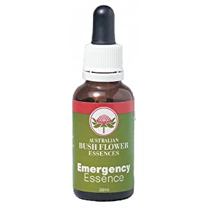 Emergency Buschblüten Essenzen Ian White