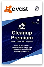 Avast PC Cleanup Premium (1 User, 1 Year) (Email Delivery in 2 hours - No CD)