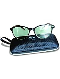 6beb4ddc31638 Lunette Femme BlueCat screen anti lumière bleue, monture noire