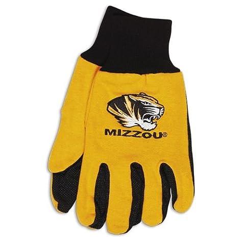 Missouri Tigers Two Tone Gloves