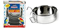 Caldex Stainless Steel Coop Cup, 5.75-inch