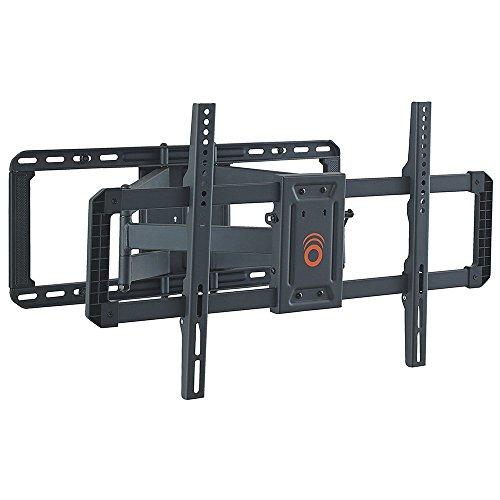 ECHOGEAR Full Motion Gelenkige TV-Wandhalterung für die meisten 106,7-203,2 cm LED, LCD, OLED und Plasma Flach Bildschirm Fernseher TV W/VESA Mustern bis zu 600 x 1.016-55,9 cm Erweiterung - EGLF2-B2