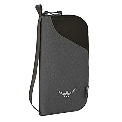 Osprey Document Zip Wallet wallet black 2015 purse