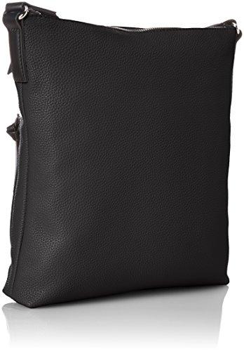 Borsa A Tracolla Esprit Ladies 127ea1o005, 5x28x25 Cm Nero (nero)