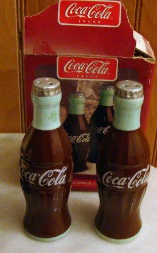 Coca-Cola-Coke bottiglie Contour-Set per sale e pepe#4116602