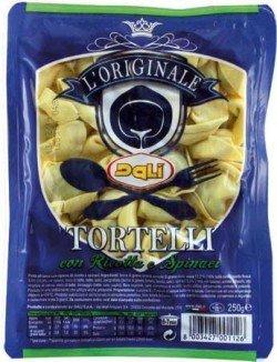 nadia Tortelloni mit Ricottakäse und Spinat (250g Beutel)
