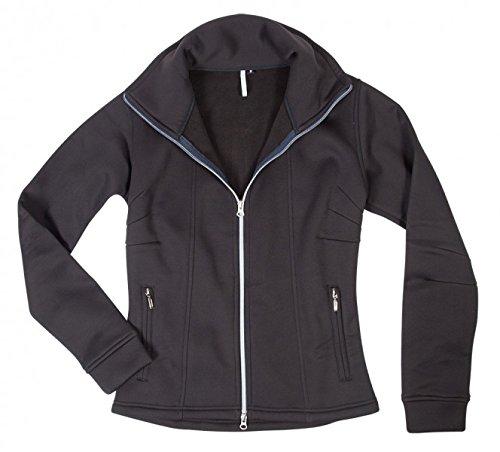 PFIFF 102502 Damen Softshell-Jacke Chesta (Größe: XS-XXL) (M, schwarz)