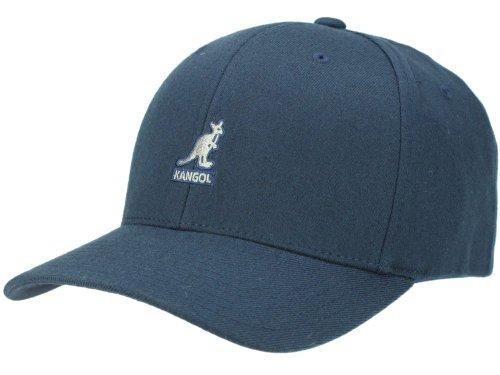 Kangol Casquette Baseball Flex Fit Baseball Unisex - bleu