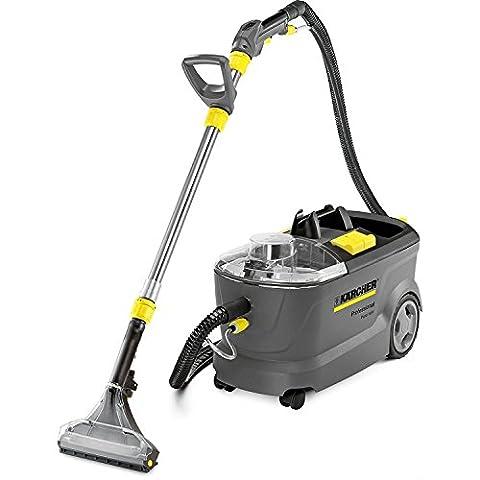 Puzzi 1.100–120.0Modèle 10/1Commercial d'extraction de spray nettoyant pour moquette et tapisseries, 1250W,