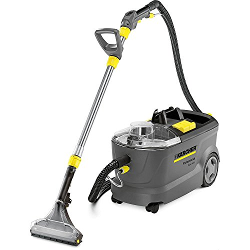 41njppiBjiL. SS500  - PUZZI 10/1 Commercial Spray Extraction Carpet and Upholstery Cleaner, 1250 W, 240V