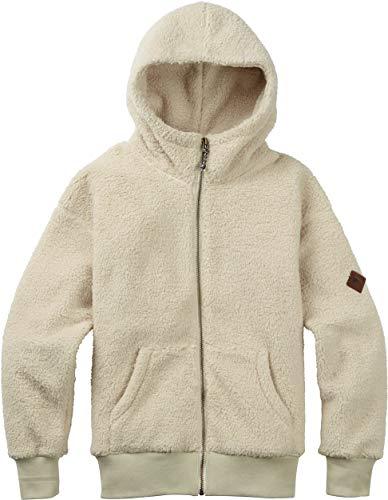 Burton Damen Lynx Fleece Full-Zip Hoodie Bone White L Preisvergleich