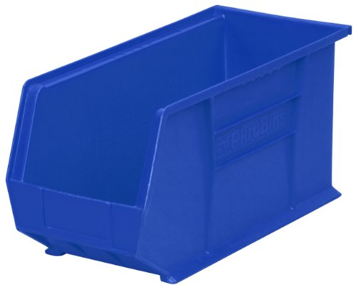 Bins, Unbreakable/Waterproof, 8-1/4