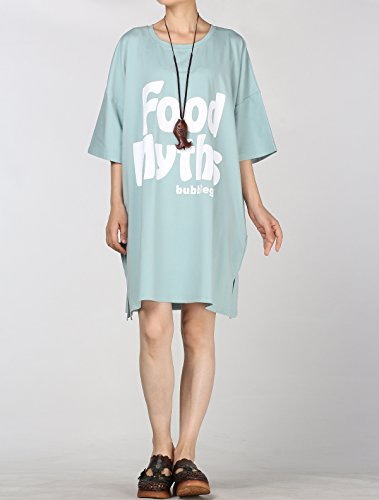 T shirt kleid bedrucken