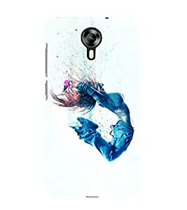 printtech Cool Dance girl Back Case Cover for Micromax Canvas Xpress 2 E313