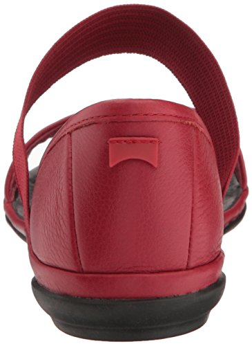 Camper Right Nina, Chaussures Femme Rouge (Medium Red 048)