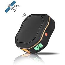 XYXtech Mini périphérique de suivi étanche avec Long Standby GPS Tracker Locator pour enfants Seniors Animaux Voitures