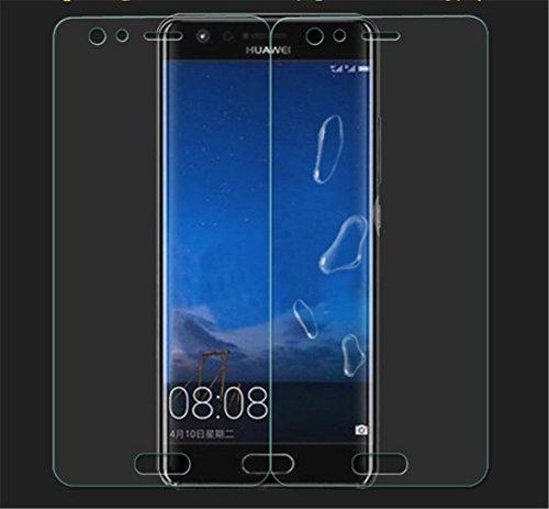 Preisvergleich Produktbild Interesting® 2Pcs volle Abdeckung 3D-Explosions-Beweis-Telefon-Schirm-Schutz-Film für Huawei P10 plus