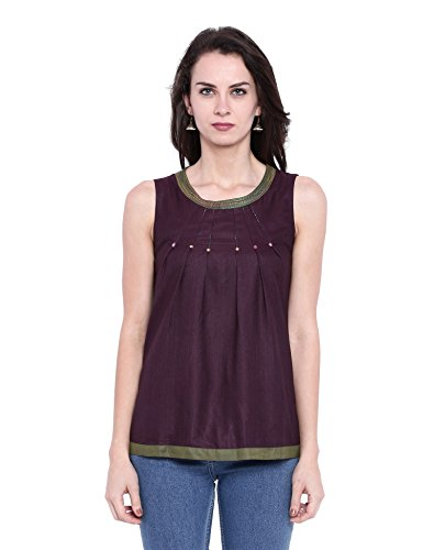 Fabindia Women's Body Blouse Shirt
