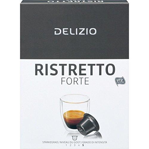 Delizio 'Ristretto' 12 Kapseln thumbnail