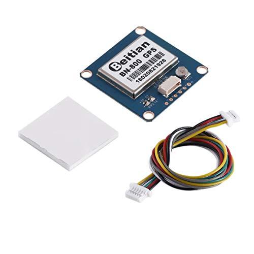 NEO-M8N BN-800 Módulo GPS Ayuda GPS GLONASS BeiDou para Pixhawk APM